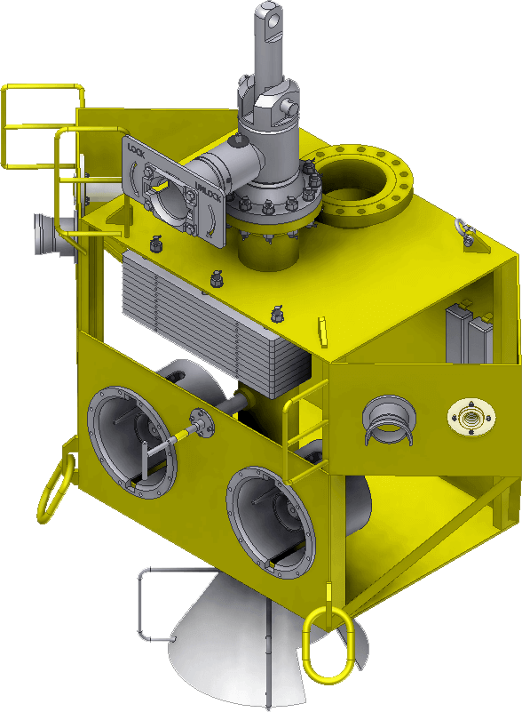 Subsea Umbilical Termination Assembly